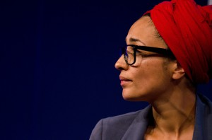 Author Zadie Smith on your writing process...