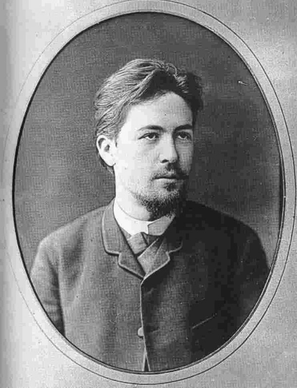 What did Chekhov have to say about showing, not telling?