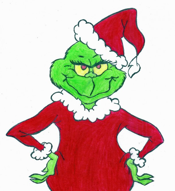 Why is the grinch so compelling?