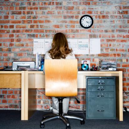 What do you need in your workspace?